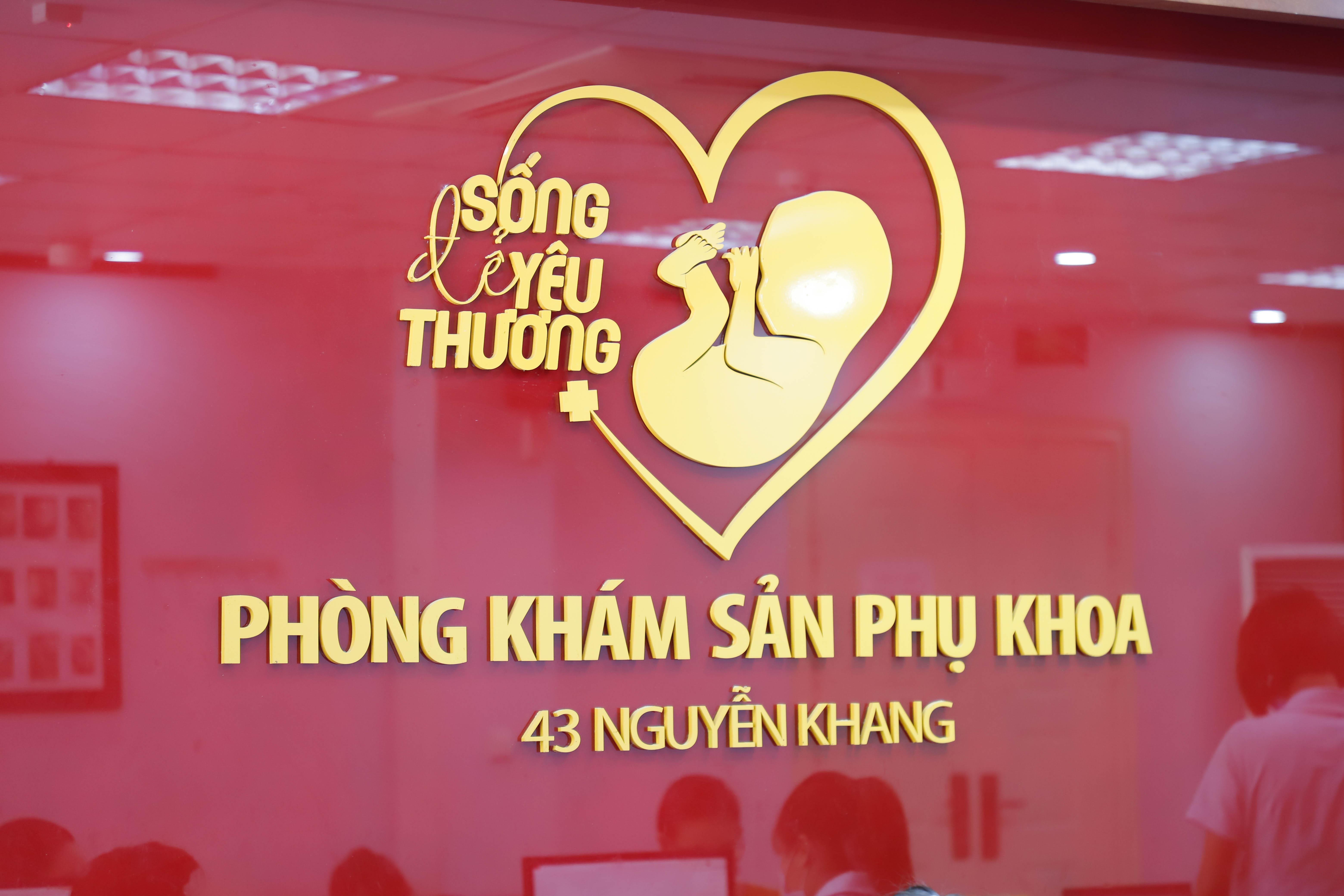 Những điều bí mật của phòng khám sản phụ khoa 43 Nguyễn Khang