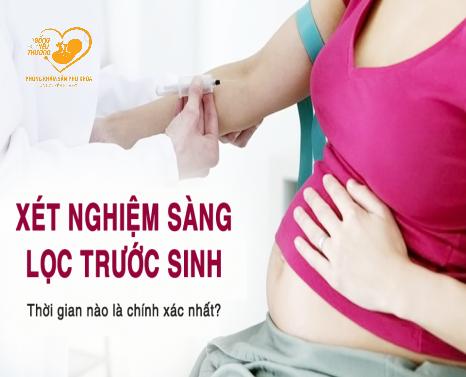 Giải  đáp một số câu hỏi về xét nghiệm sàng lọc trước sinh