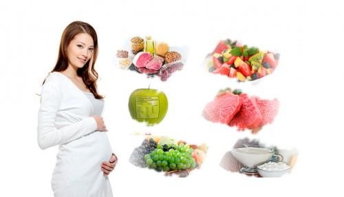 Nguyên tắc vàng trong chế độ ăn cho mẹ bầu