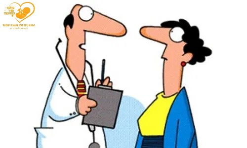 Truyện cười y khoa: Thiếu nữ buồn khi bác sĩ báo tin vui