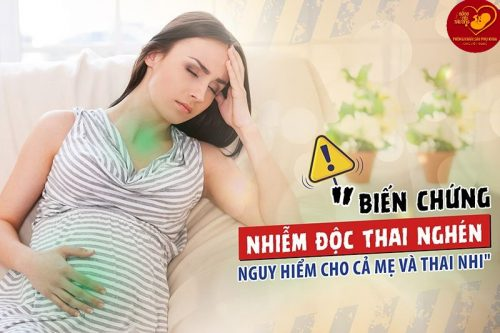 Nhiễm độc thai nghén: những điều cần biết